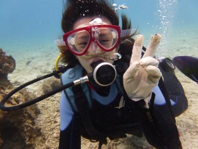 体験ダイビング写真3