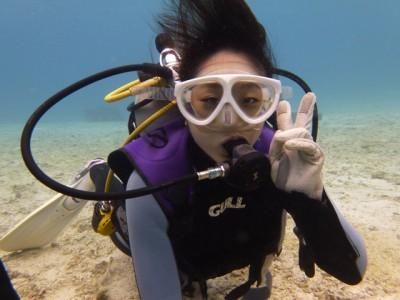 体験ダイビング写真5