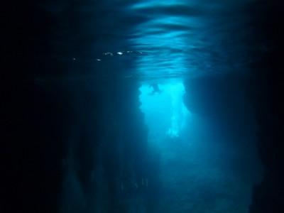 青の洞窟スノーケル写真4