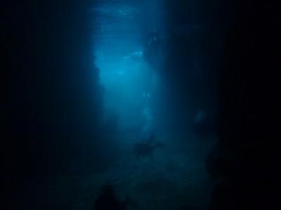 青の洞窟体験ダイビング写真3