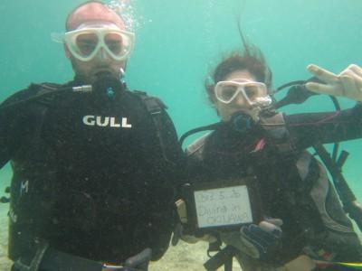 EnglishOK Diving