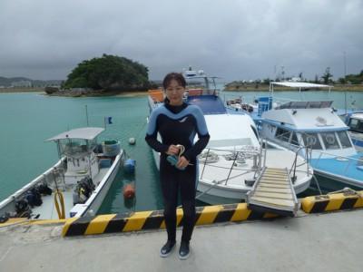 恩納村体験ダイビング