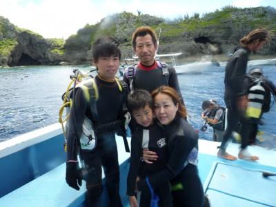 沖縄体験ダイビング5