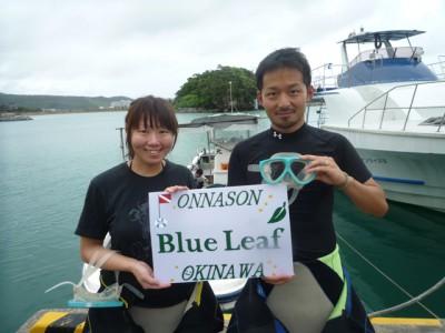 沖縄体験ダイビング4