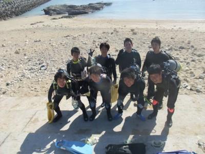 修学旅行体験ダイビング2