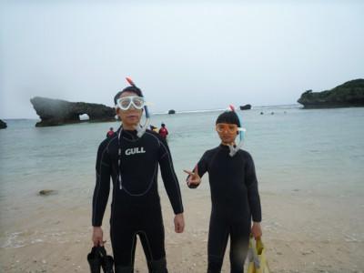 沖縄スノーケル