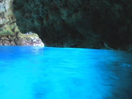 青の洞窟|恩納村|ブルーリーフ