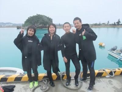 沖縄FUNダイビング3