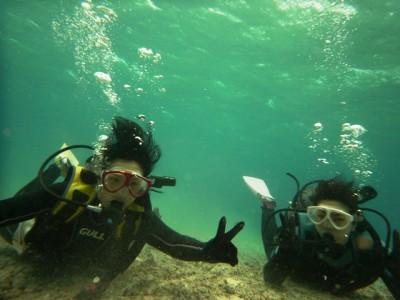 沖縄ダイビング2