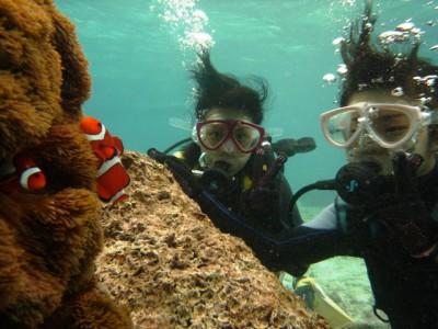 沖縄ダイビング3