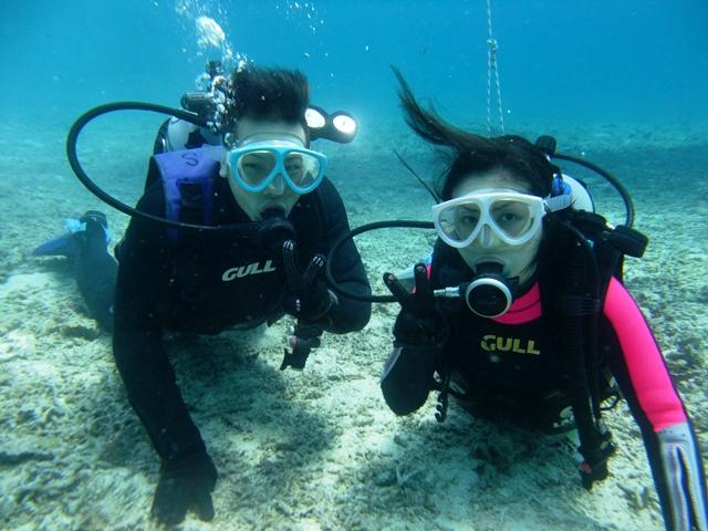 5沖縄ダイビング