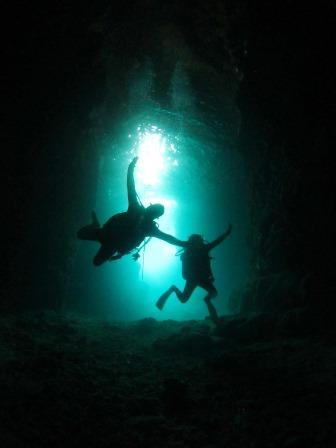 貸切青の洞窟 ブルーリーフ