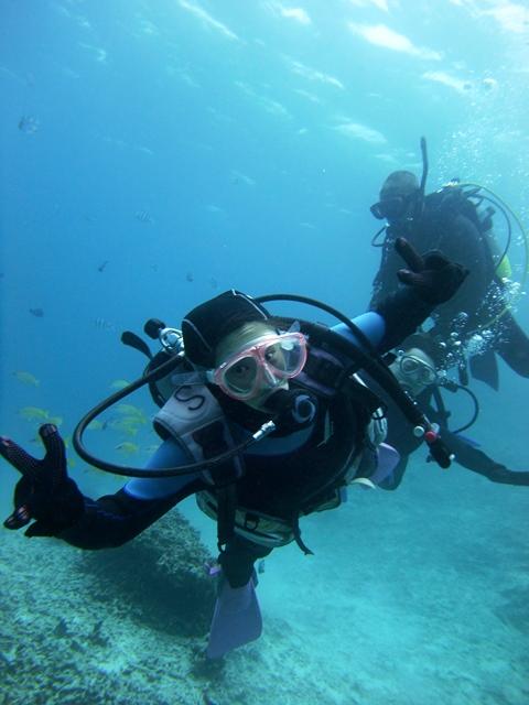 3沖縄ダイビング