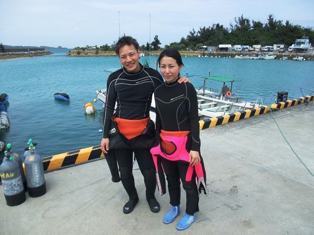 4沖縄ダイビング