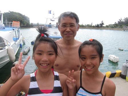 沖縄体験ダイビング6