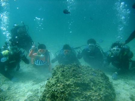沖縄ダイビング6