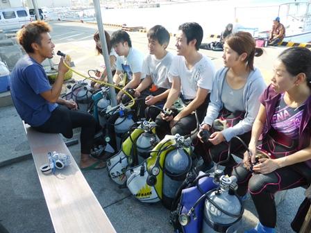 沖縄体験ダイビング「1