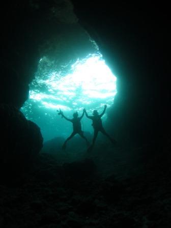 青の洞窟|ブルーリーフ