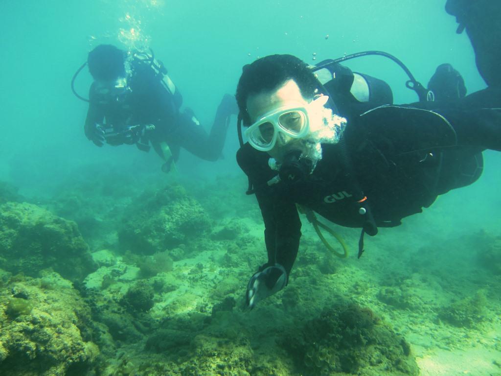 沖縄ビーチダイビング ブルーリーフ
