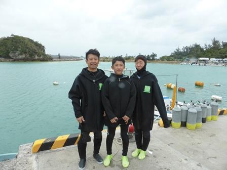 恩納村 FUN ダイビング