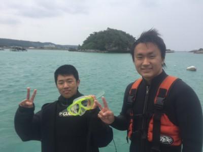 okinawa daibinngu