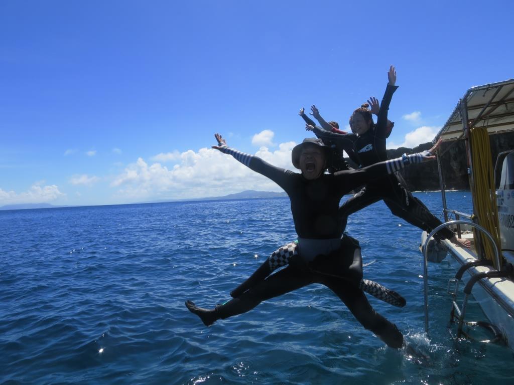 船ジャンプ1
